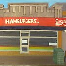 Hamburgers... by Joan Wild