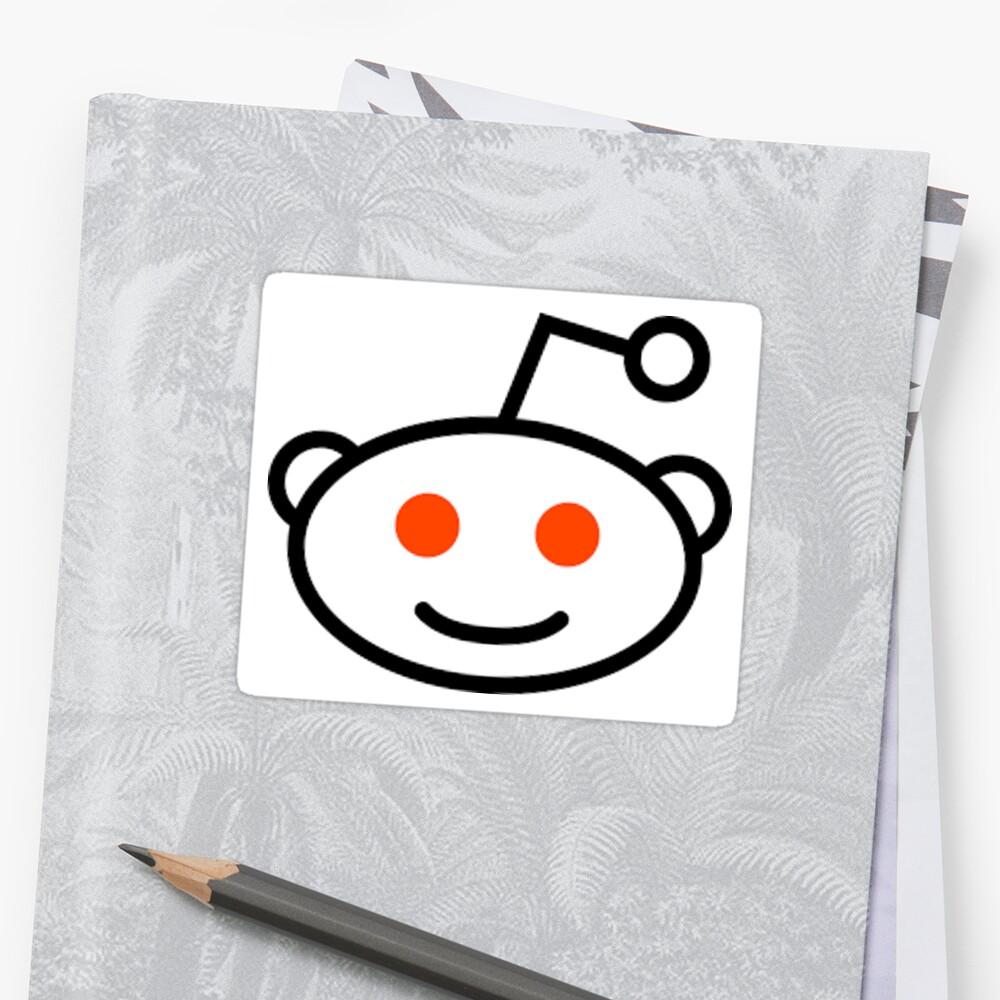 reddit sticker Sticker