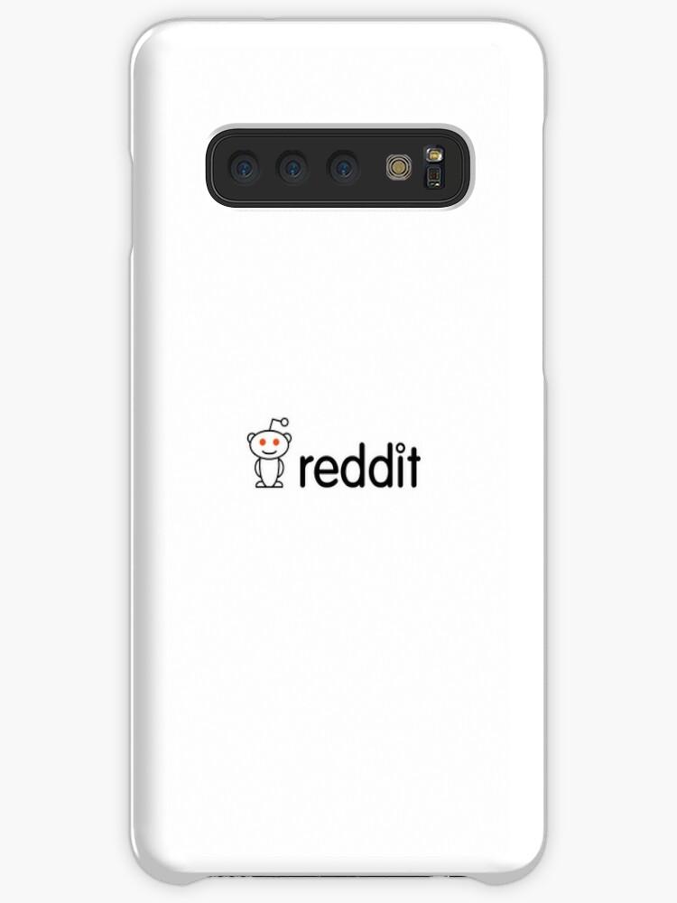'reddit case' Case/Skin for Samsung Galaxy by SoDraft
