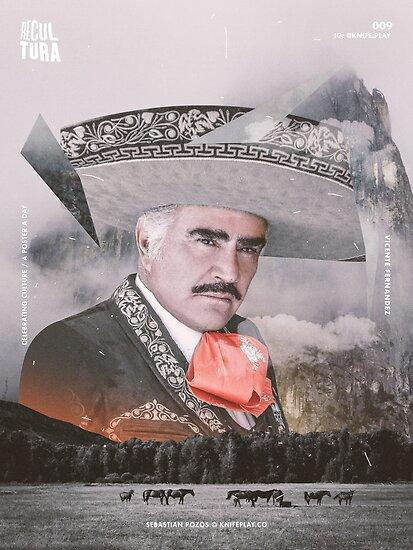 Vicente Fernandez - Recultura 009 von knifeplay