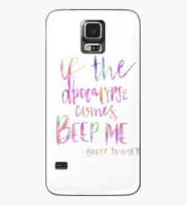 if the apocalypse comes, beep me Case/Skin for Samsung Galaxy