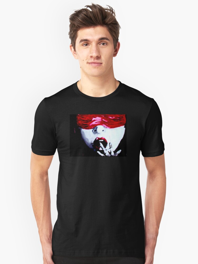 Concealed LOVE Unisex T-Shirt Front