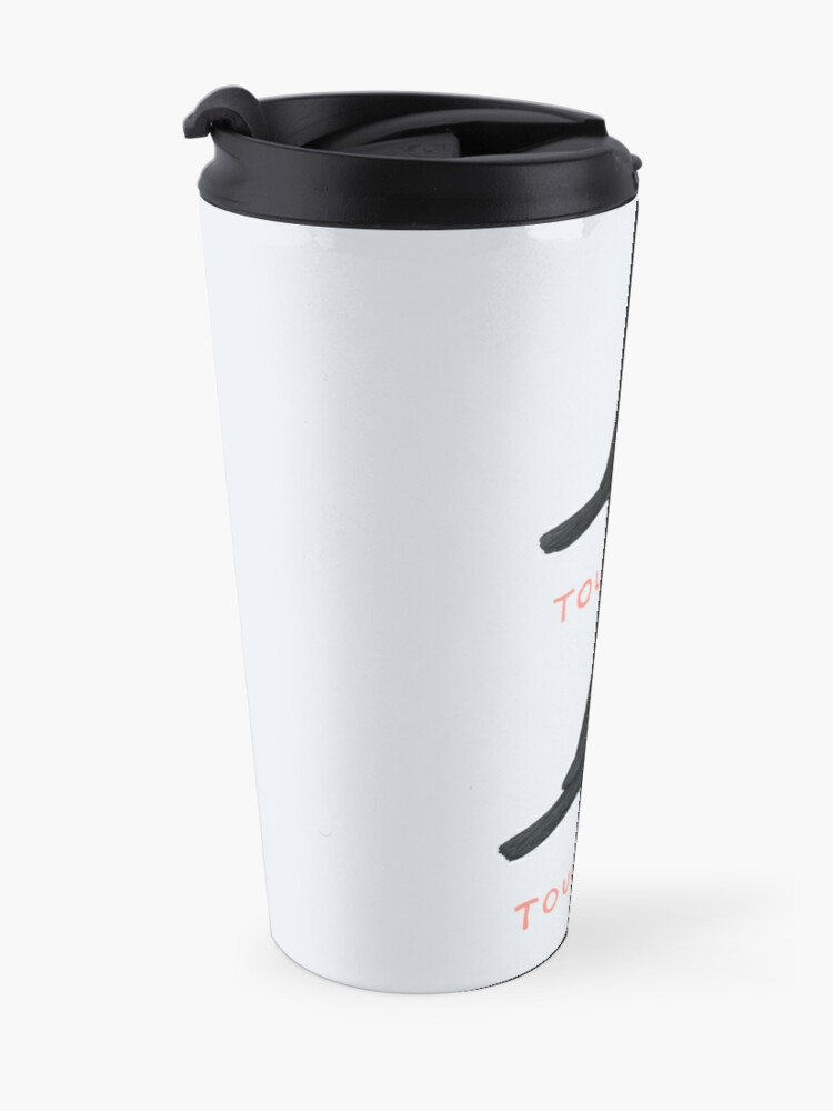 Alternate view of Toucan Toucan't Travel Mug