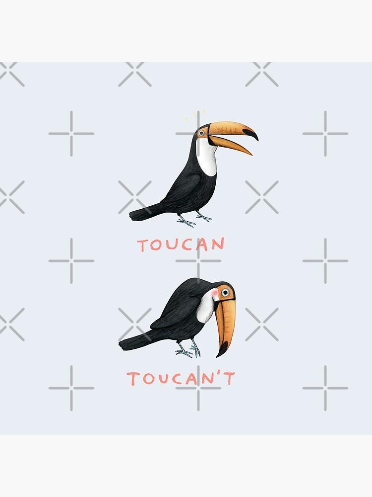 Toucan Toucan't by SophieCorrigan
