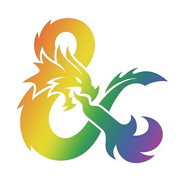 Rainbow Ampersand by tehwallaby