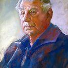Portrait of Con Conning by Lynda Robinson