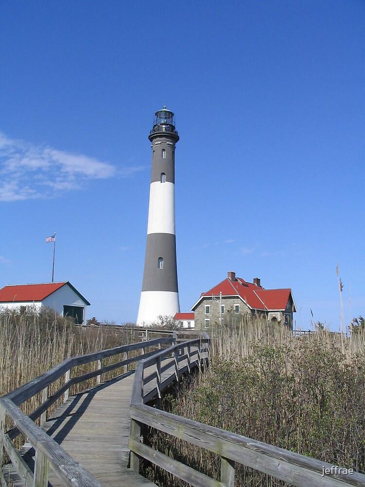 Fire Island Lighthouse by jeffrae