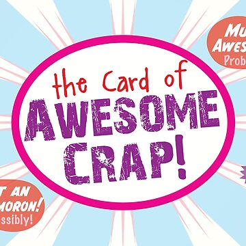 Things To Hold Your Awesome Crap by mstiv