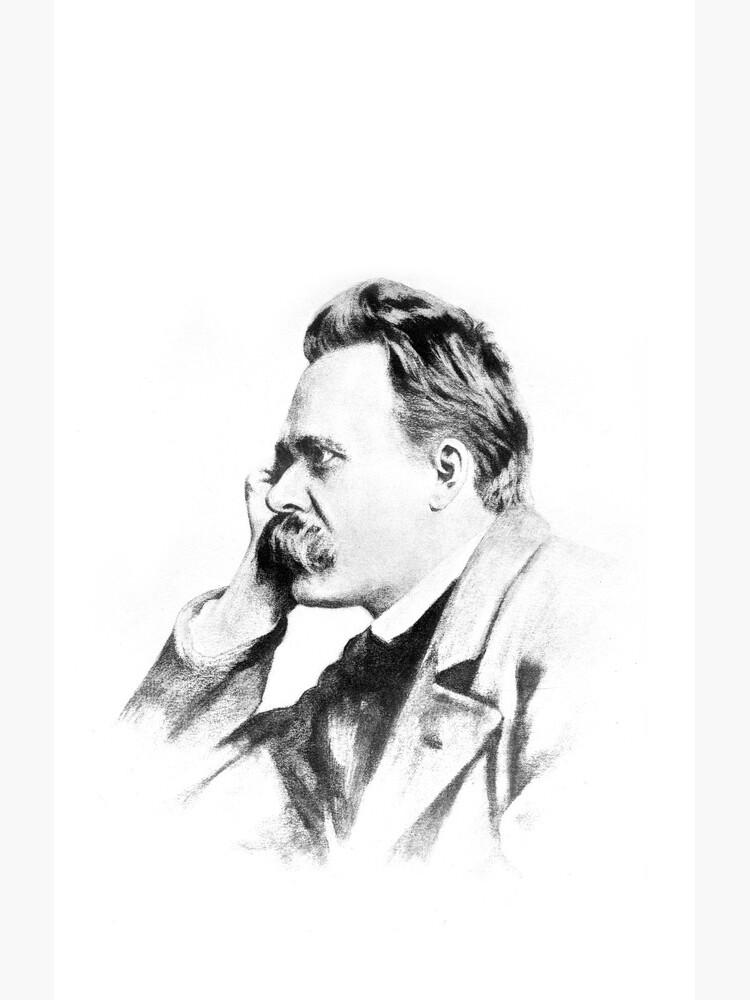 Friedrich Nietzsche by kislev
