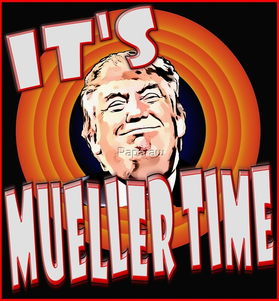 ITS MUELLER TIME by Paparaw