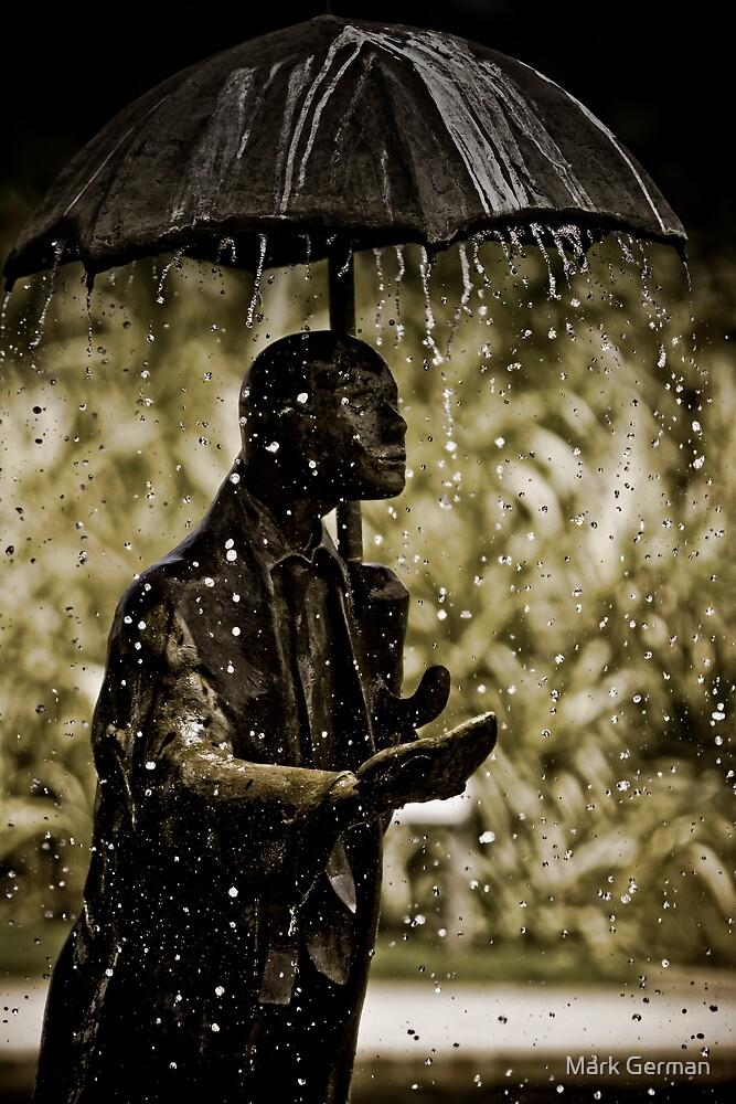 It Always Rains by Mark German