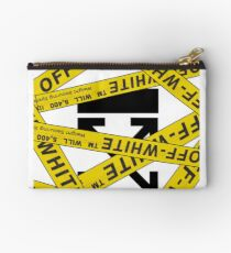 OFF-WHITE STRAPPED Studio Pouch