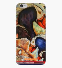 Puffin Power! iPhone Case