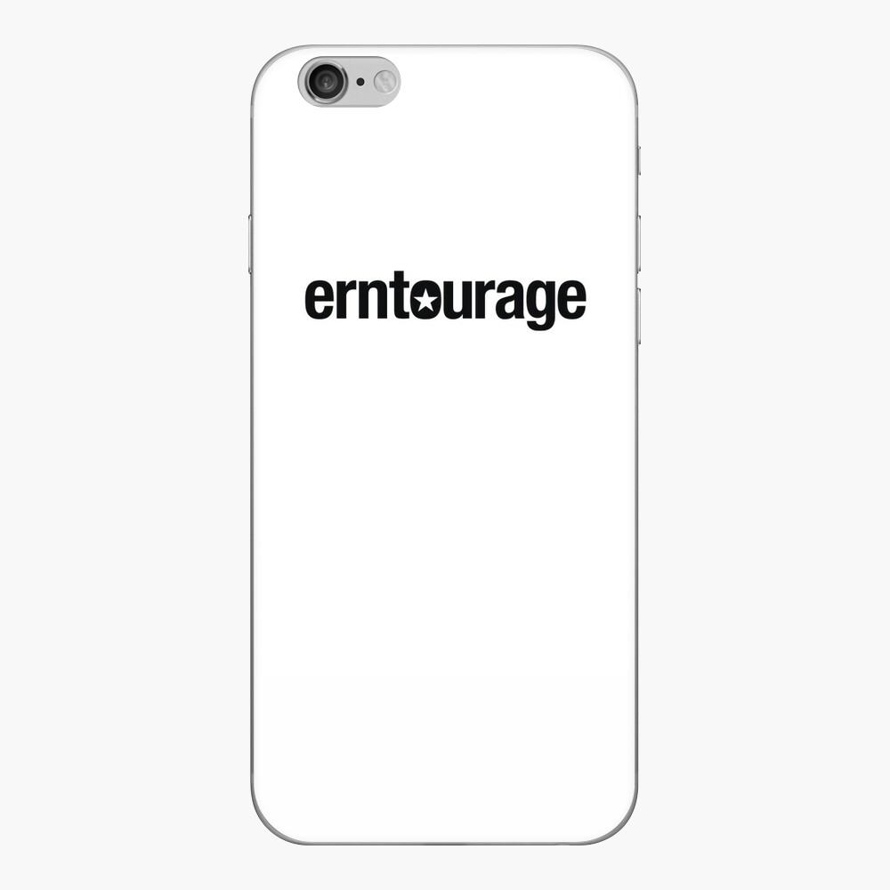 ERNtourage Accessories iPhone Skin