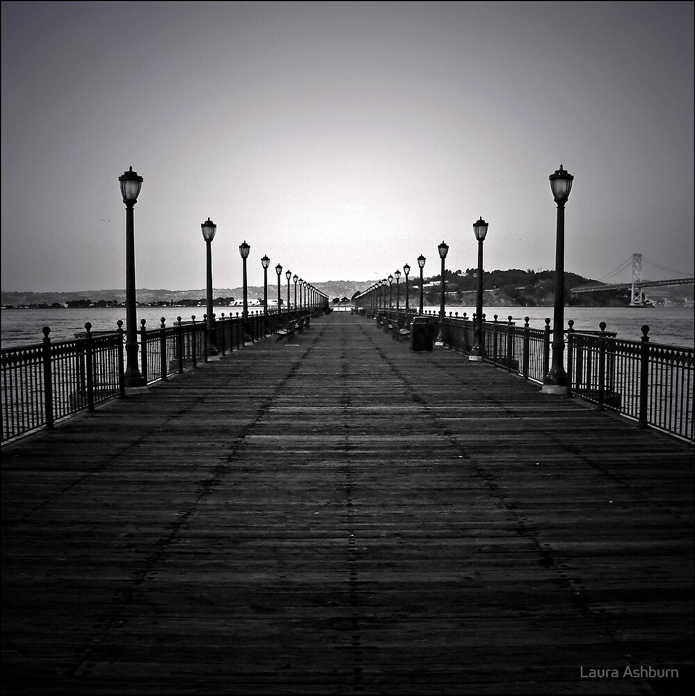 Down the Dock by Laura Ashburn