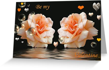 Be my Valentine by Claire  Farley