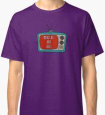 Telenovelas & Chill Classic T-Shirt