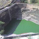 The Old Royal Bath At Nahargarh... by HansBellani