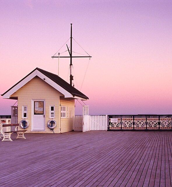 Penarth Pier by Kasia Nowak