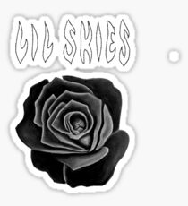 Lil Skies Sticker