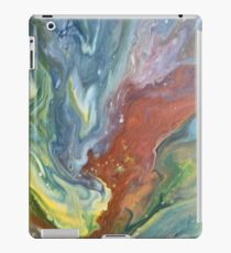 In the footsteps of Vincent van Gogh iPad Case/Skin