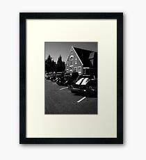 Oldies Framed Print