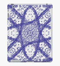 pattern, design, tracery, weave iPad Case/Skin