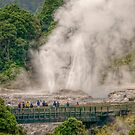 Pōhutu Geyser - Te Puia - Rotorua - New Zealand by TonyCrehan