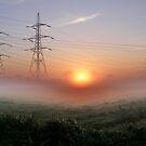 Man-vs-Nature, Cheshire. by AnnDixon