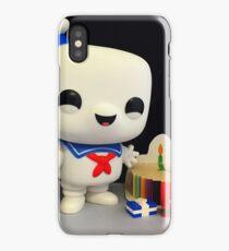 Stay Puft Birthday iPhone Case/Skin