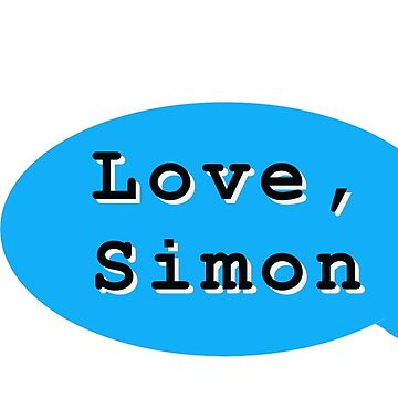Love, Simon Simon Vs. The Homo Sapiens Agenda (Love, Simon) Apparel by booksfoodfandom