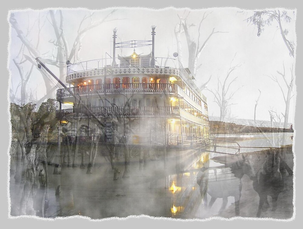 Ghostship by Peter Keepence