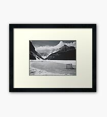 Empty Soul Framed Print