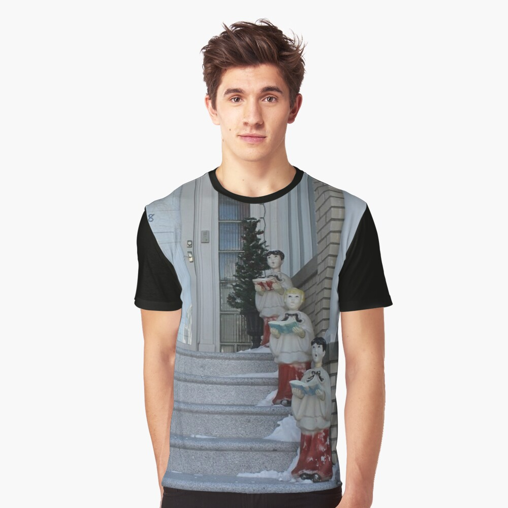 New York Graphic T-Shirt Front