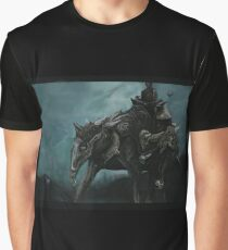The beast and a rider Graphic T-Shirt