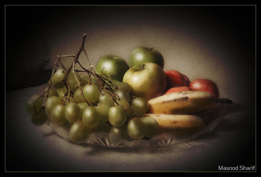 Fruit by Masood Sharif