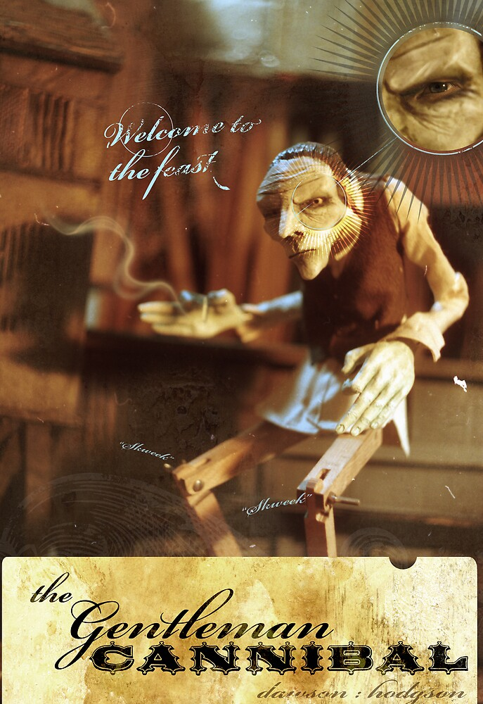 The Waiter: Welcome to the Feast by jonhodgson