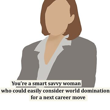 C.J. Cregg quote | Smart Savvy woman by thequeenssavior