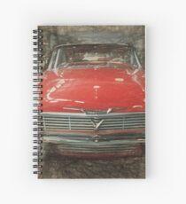 Christine - Bad To The Bone Spiral Notebook