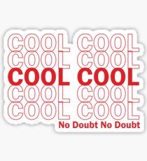 Brooklyn 99-Cool Cool Cool Sticker
