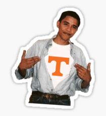 Obama Tennessee Sticker