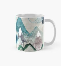Call of the Mountains (in evergreen)  Mug