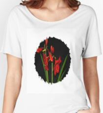 Amaryllis Women's Relaxed Fit T-Shirt