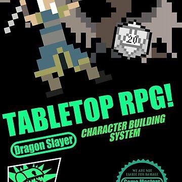 Tabletop RPG! by GrimDork