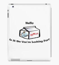 Hello..Jesus iPad Case/Skin