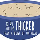 Oatmeal by katietruppo