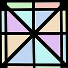 Geometric Pastels by Jaxyacks