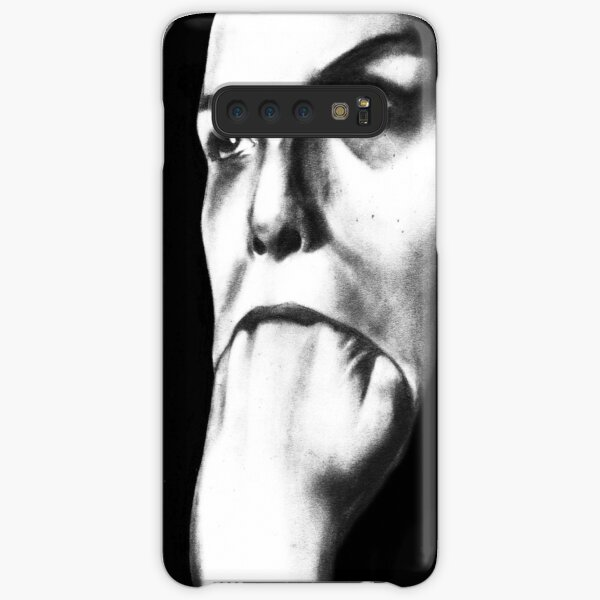 fist in the mouth Samsung Galaxy Snap Case