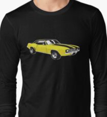 1969 Camaro Long Sleeve T-Shirt