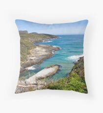 Tasman Peninsula Throw Pillow